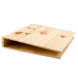 Ordner van Zirben hout