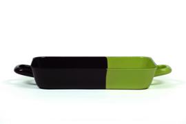 Ovenschaal choco & pistache - 29 x 18 cm