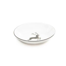 Soepbord Hert grijs - 20 cm