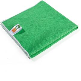 Microvezeldoekje groen