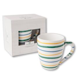 Koffiebeker Max - Buntgeflammt cadeauverpakking