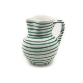 Kan Weense vorm Geflammt groen  - 1,5 l