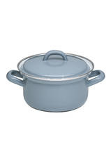 Lage pan klassiek grijs - 0,75 liter