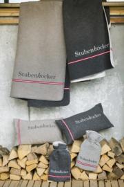Deken Stubenhocker antraciet grijs - 150 x 200 cm