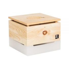 Luchtreiniger ZirbenLüfter® Cube mini puur