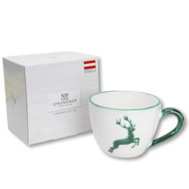 Theebeker Maxima - Hert groen cadeauverpakking