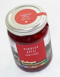 Framboos & appel marmelade uit het Bregenzerwald - 230 gram