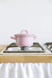 Lage pan roze - 0,5 liter