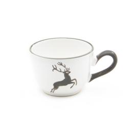 Koffiekopje Hert grijs - 0,19 l