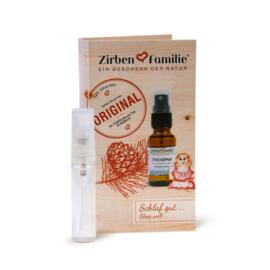 Originele ZirbenSpray - tester 5 ml