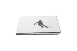 Deken skiër - 140 x 200 cm