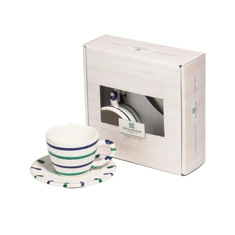 Espresso voor jou set - Traunse cadeauverpakking