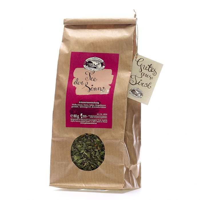 Tiroler Tee der Sinne - 80 gram