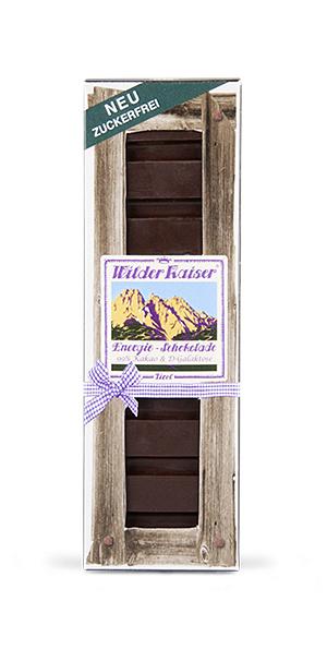 Energie chocolade - zonder suiker
