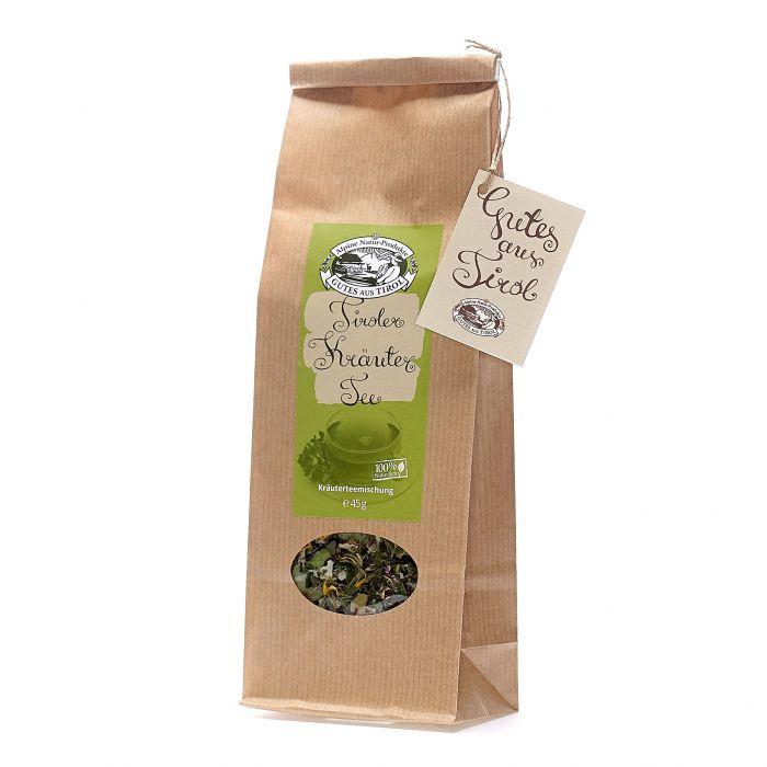 Tiroler Kräuter thee - 45 gram