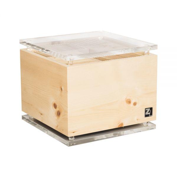 Luchtreiniger ZirbenLüfter® Cube kristal