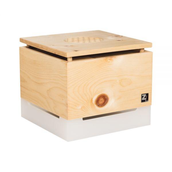 Luchtreiniger ZirbenLüfter® Cube  Salzburg puur