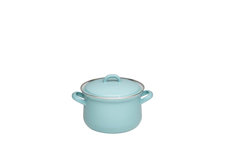 Hoge pan natuurlijk lichtgroen - 1,5 liter