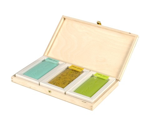 Kistje zeep - Alpengeuren set 03