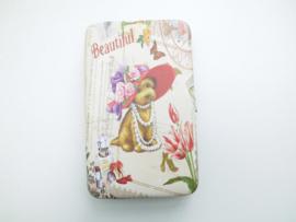 Beautiful telefoonhoesje/portemonnee