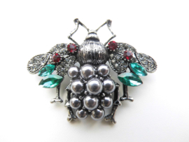 Broche bumblebee.