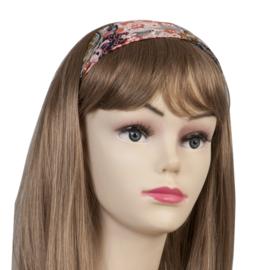Mooie bont gekleurde haarband.