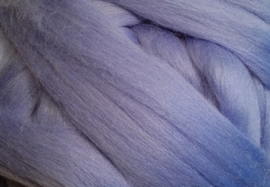 Meter lontwol: pastel blauw