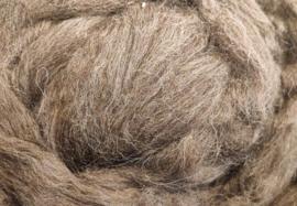 Meter lontwol: NL grijs/bruin (kl904)