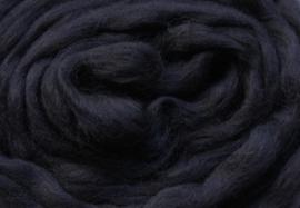 Meter lontwol: donker blauw