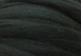 Meter lontwol: flessegroen