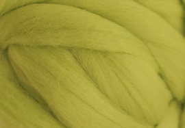 XXL Lontwol: lime groen