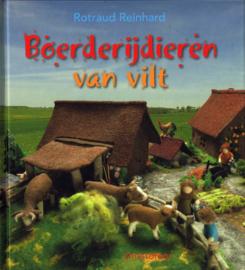 Boerderijdieren van Vilt (Rotraud Reinhard)