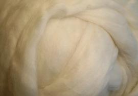 Meter lontwol: Nieuw-Zeelands wit