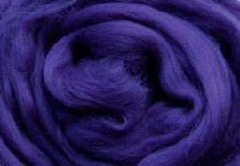 Meter lontwol: violet