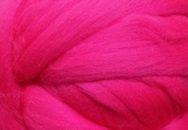 Meter lontwol: neon pink