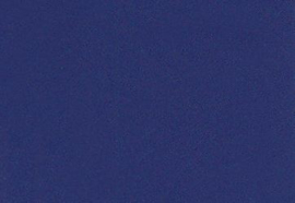 Meter lontwol: ultramarijn