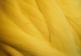 Meter lontwol: pastel geel