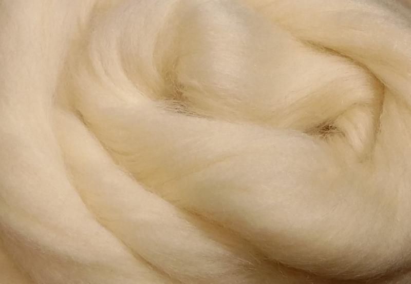 Meter lontwol: Duitse Witte