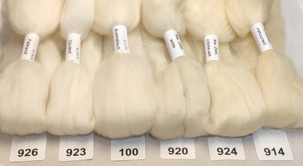 Witte wol