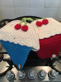 Pannenlappen cupcakes