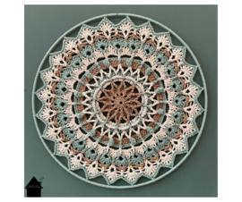So Natural Mandala 50 cm 3 kleuren