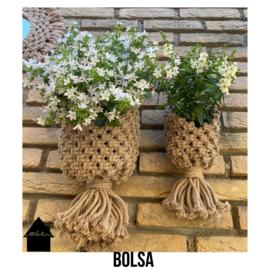 Buidelhanger Bolsa groot en klein  (speciaal voor buiten)