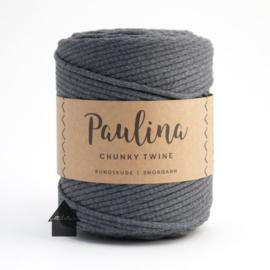 Paulina Chunky Dark Grey
