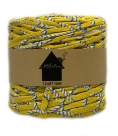 Tshirt garen geel met ropes