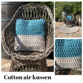 Cotton Air kussen