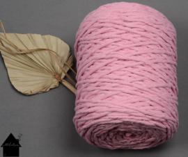 Barbante XXL Poppenhuis roze 200 meter
