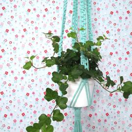 Gratis patroon plantenhanger  Paulina Chunky Twine (Engelstalig)
