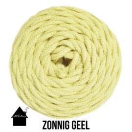 Cotton Air Zonnig geel
