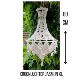 Kroonluchter Jasmijn XL