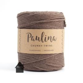 Paulina Chunky Brownie bruin